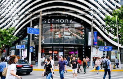 Sephora Gets Serious About Asia