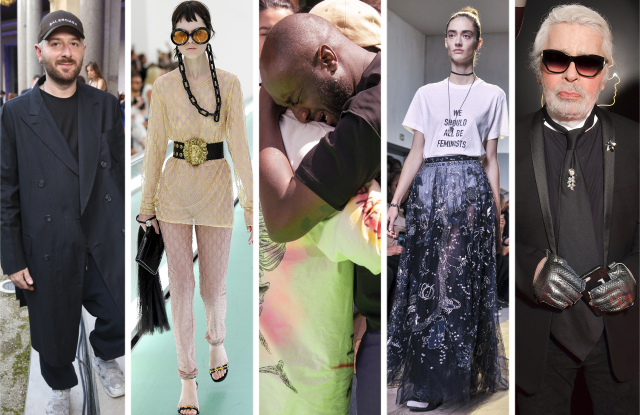 Fashion Folks Weigh In – WWD
