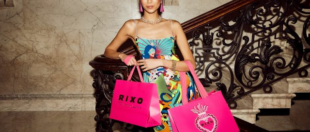 Rixo Celebrates Collab With House of Christian Lacroix in London – WWD