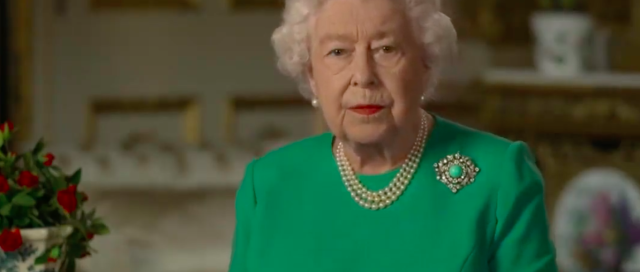 See Queen Elizabeth's Address to British Public – WWD