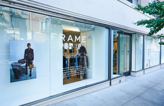 Frame Opens Portrait Exhibition on Madison Avenue – WWD